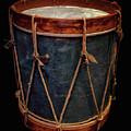 Revolutionary War Drum by Mark Miller
