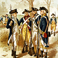 Revolutionary War Infantry by War Is Hell Store