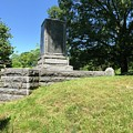 Revolutionary War Monument  by William Rogers