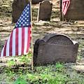Revolutionary War Veteran by Elizabeth Dow