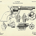 Revolving Fire Arm-1875 by Pablo Romero