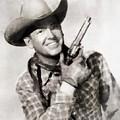 Rex Allen, Vintage Actor by John Springfield