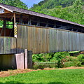 Claycomb Covered Bridge by Lisa Wooten