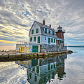 Reflection Dawn by Jeff Cooper