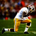 Rg3 - Tebowing by Paul Ward