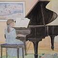 Rhapsody In Blue by Patti Lennox