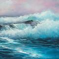 Rhapsody In Blue by Sally Seago