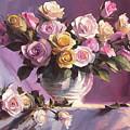 Rhapsody Of Roses by Steve Henderson
