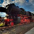 Rhineland-palatinate Locomotive by Stephen Settles