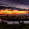 Rhinelander Flowage Before Sunrise by Dale Kauzlaric