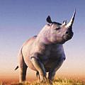 Rhino by Daniel Eskridge