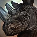 Rhino by Lori Teich