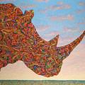 Rhino-shape by James W Johnson