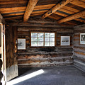Rhodes Cabin Great Basin National Park by Kyle Hanson