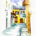 Rhodes Greece by Brett Winn
