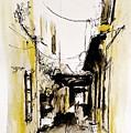 Rhodos City by Karina Plachetka