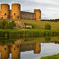 Rhuddlan Castle by Peter OReilly
