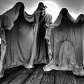 Rhyolite Ghosts by David Andersen