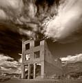 Rhyolite Nevada Ghost Town by Steve Gadomski