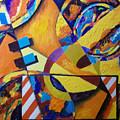 Rhythm by Angela Green
