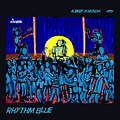 Rhythm Blue by Albert  Almondia
