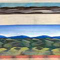 Rhythm In Landscape by Kim Nelson