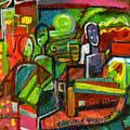 Rhythm Of The Night by Genevieve Esson