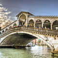 Rialto Bridge by Jon Berghoff
