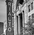 Rialto Square Theater by Jim Cole