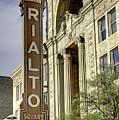 Rialto Theater by Jim Cole