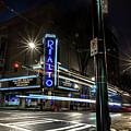 Rialto Theater by Kenny Thomas