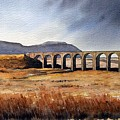 Ribblehead Viaduct by Paul Dene Marlor