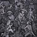 Rice Fields 2  by Kunchit