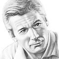 Richard Gere by Murphy Elliott