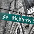 Richards Street by Dorothy Hilde