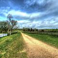 Richmond-lynchburg Stage Road, Appomattox, Virginia by Greg Hager