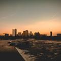 Richmond Sunset by Chris Marcussen