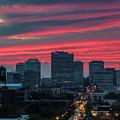 Richmond Sunset From Libby Hill Park by Jemmy Archer