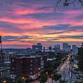 Richmond Sunset Libby Hill by Jemmy Archer