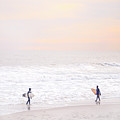 Riders Of The Sea by Evelina Kremsdorf