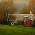 Ridgefield Farm by Jim Gola