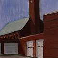 Ridgefield Park Dpw by Ron Erickson