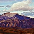 Ridgeline Before Mountaintop by Jeff Folger