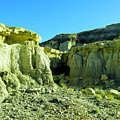 Rigid New Mexico by Jeff Swan