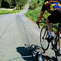 Riding Down Sugarland Road by William Kuta
