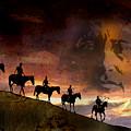 Riding Into Eternity by Paul Sachtleben