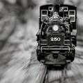 Riding The Railways by Elaine Malott