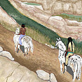 Riding The Ridge by Carole Boyd