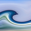Riding The Waves by Linsey Williams