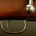Rifle Study by Kitty Ellis
